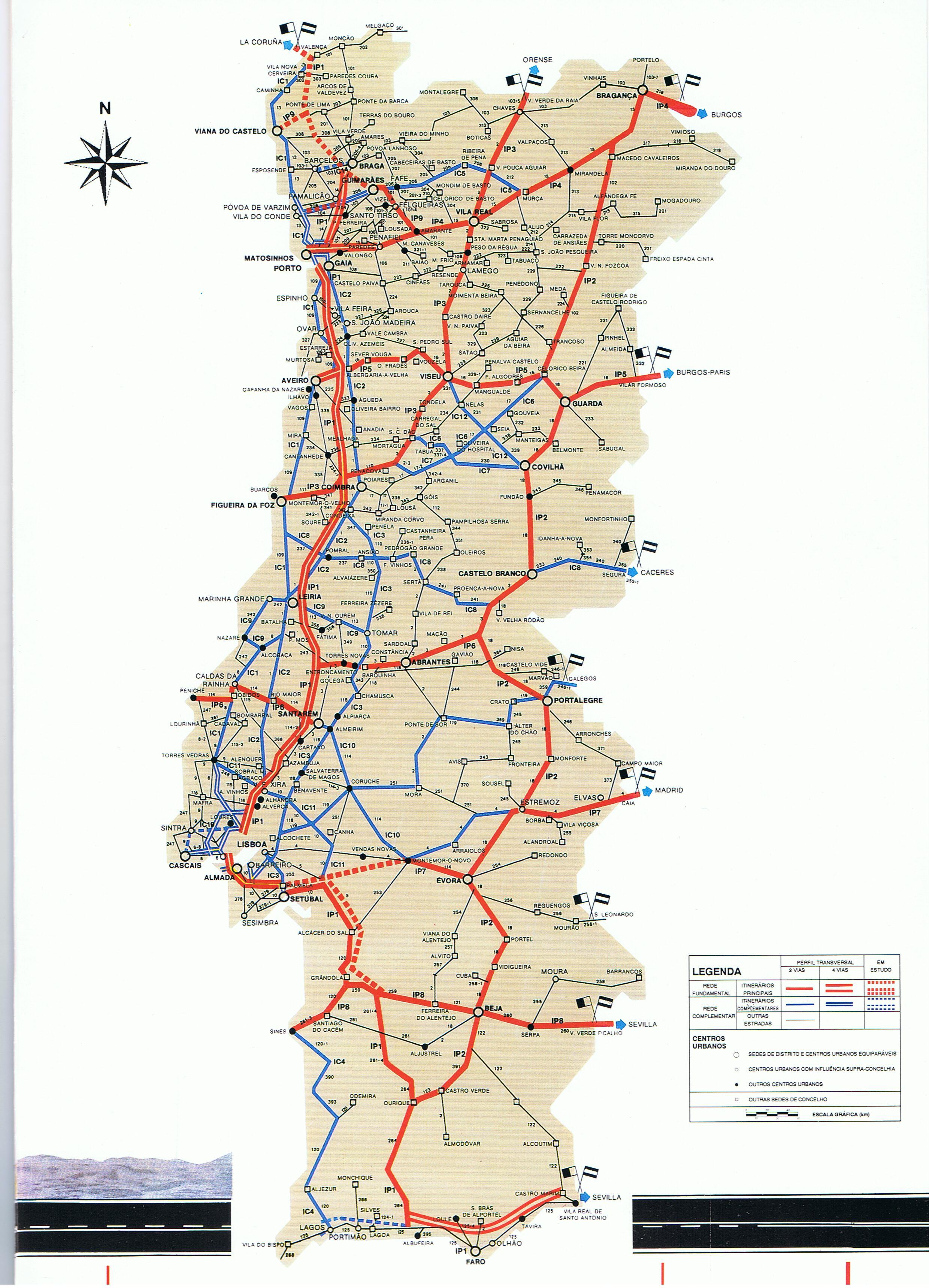 mapa estradas de portugal pdf Repositório da Universidade de Lisboa: Efeito estruturante das  mapa estradas de portugal pdf